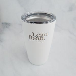 Reusable Coffee Tumbler White