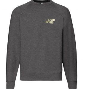 Lean Bean Sweater Grey