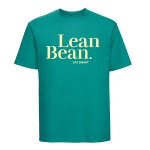 Lean Bean Teal T-Shirt
